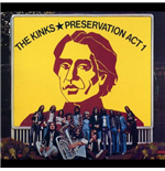 Vinil Kinks (The) - Preservation Act 1