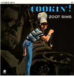 Vinil Zoot Sims - Cookin'