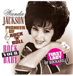 Vinil Wanda Jackson - Rock Your Baby
