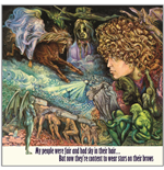 Vinil T-Rex - My People Were Fair And Add Sky In Their Hair (2 Lp)