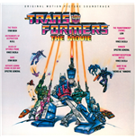 Vinil Transformers The Movie