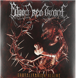 Vinil Blood Red Throne - Brutalitarian Regime