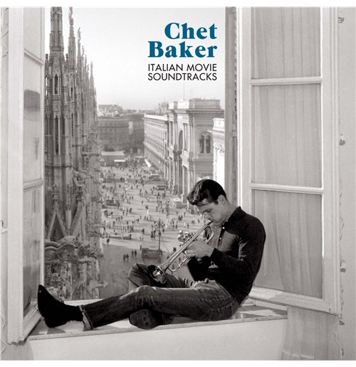 Vinil Chet Baker - Italian Movie Soundtracks