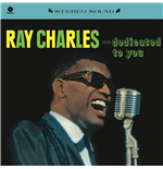 Vinil Ray Charles - Dedicated To You