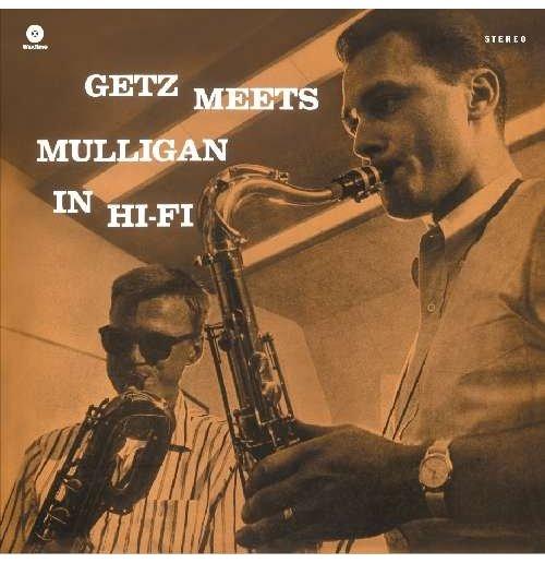 Gerry Mulligan Meets The Sax Giants Volume 1