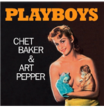 Vinil Chet Baker / Art Pepper - Playboys