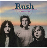 Vinil Rush - Kiel Auditorium, St Louis 14 February 1980 (2 Lp)
