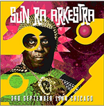 Vinil Sun Ra Arkestra - 3rd September 1988 Chicago (2 Lp)