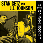 Vinil Stan Getz/Jj Johnson - At The Opera House