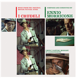 Vinil Ennio Morricone - I Crudeli (the Cruel Ones)