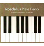 Vinil Roedelius - Plays Piano