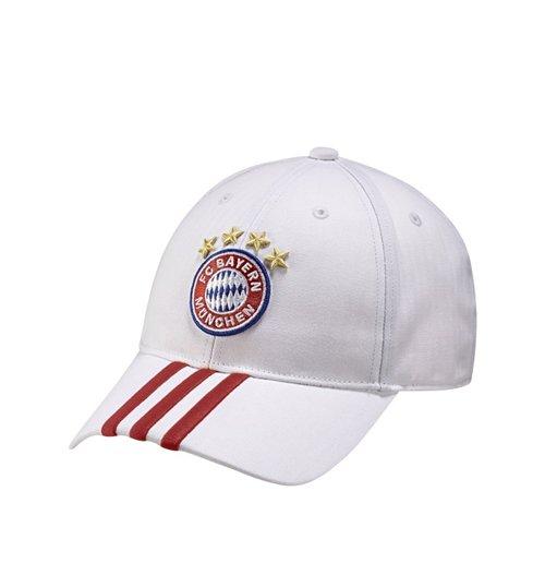 Compra Boné de beisebol Bayern Monaco 2015-2016 (Branco) Original d94994f6f67