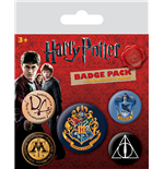 Pack Chapinhas Harry Potter
