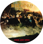 Vinil Bathory - Blood Fire Death