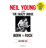 Vinil Neil Young & Crazy Horse - Born To Rock: Live During Usa Tour -Nove (2 Lp)