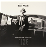 Vinil Tom Waits - Virginia Avenue: Live At The Ivanhoe Theatre, Chicago, Il - November 21, 1976