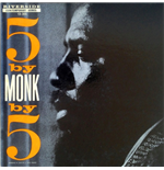 Vinil Thelonious Monk - 5 By 5 By Monk