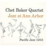 Vinil Chet Baker - Jazz At Ann Arbor