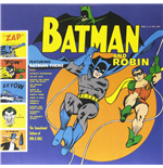 Vinil Sun Ra & The Blues Project - Batman & Robin