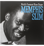 Vinil Memphis Slim - World Foremost Blues Singer