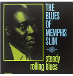Vinil Memphis Slim - Steady Rolling Blues