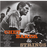 Vinil Chet Baker - With Strings - Clear (Limited edition)