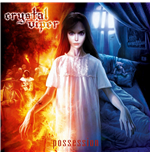 Vinil Crystal Viper - Possession - Orange Edition