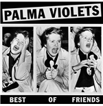 "Vinil Palma Violets - Best Of Friends (7"" Purple Vinyl)"