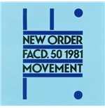 Vinil New Order - Movement