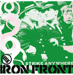 Vinil Strike Anywhere - Iron Front
