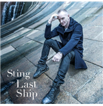 Vinil Sting - The Last Ship
