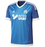 Camiseta Olympique Marseille 2015-2016 Third