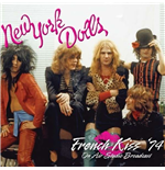 Vinil New York Dolls - French Kiss 74/actress (2 Lp)
