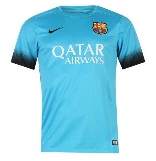 d60866cc89 Camiseta Barcelona 2015-2016 Third Original  Compra Online em Oferta