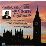 Vinil Frank Sinatra - Sinatra Sings Great Songs From Great Britain