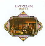 Vinil Cream - Live Cream Vol. II