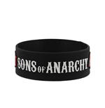 Pulseira Sons of Anarchy - Logo