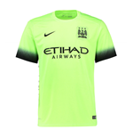 Camiseta Manchester City FC 2015-2016 Third