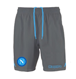 Shorts Napoli 2015-2016 Away (Cinza)