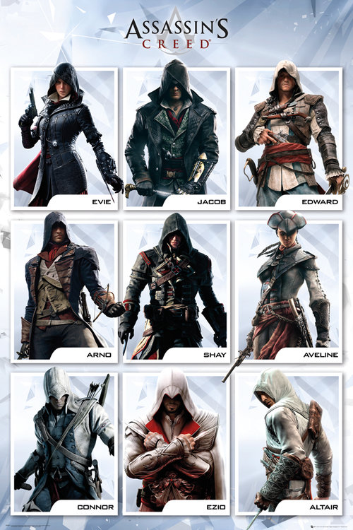 Poster Assassins Creed 175851