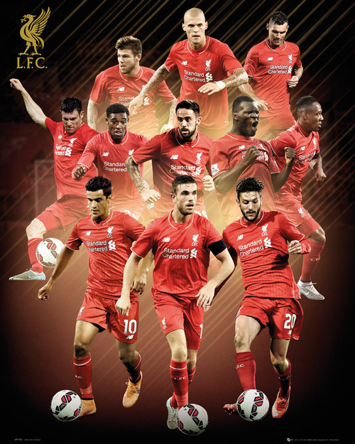 Poster Liverpool 175885