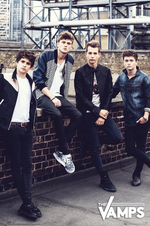 Poster The Vamps 175931