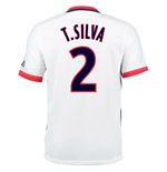 Camiseta Paris Saint-Germain 2015-2016 Away