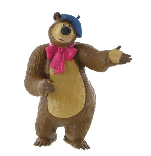 Boneco De A 231 227 O Masha E O Urso 176744 Por Apenas R 21 30