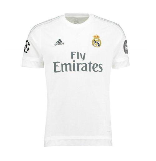 Camiseta Real Madrid 2015-2016 Home Original  Compra Online em Oferta 1b6e68a9dc6d4