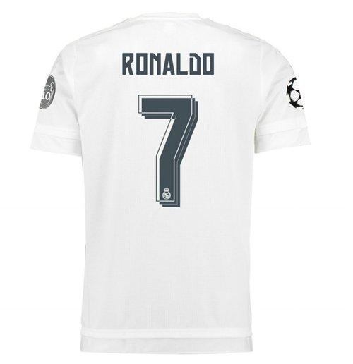 c63df0f33382e Camiseta Real Madrid 2015-2016 Home Original  Compra Online em Oferta