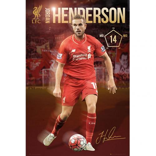 Poster Liverpool FC 176987