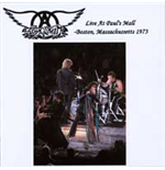 Vinil Aerosmith - Live At Paul's Mall  Boston  Ma   March 20  1973