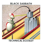 Vinil Black Sabbath - Technical Ecstasy