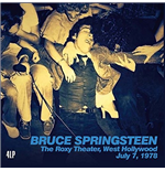 Vinil Bruce Springsteen - The Roxy Theater West Hollywood July 7 1978 (4 Lp)
